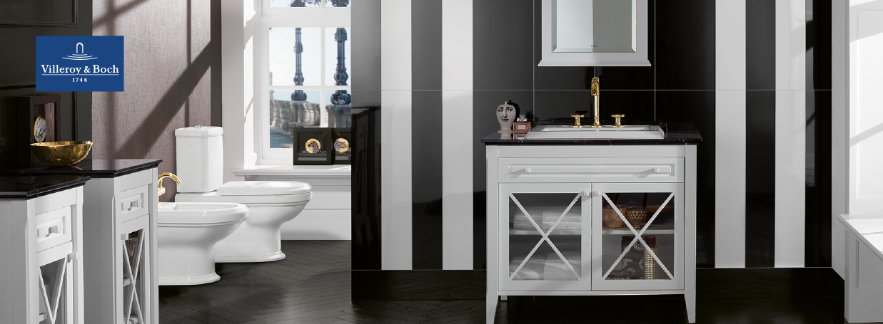 Floor-standing Bidets from Villeroy & Boch at xTWO