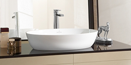 Villeroy & Boch Artis Oval Washbasin at xTWOstore