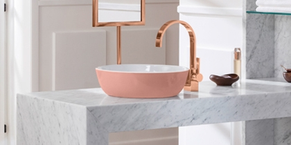 V&B Artis washbasin round